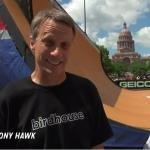 Tony Hawk and Friends Demo and X Games Austin Vert