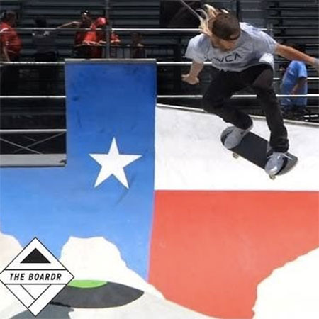 Saturday at X Games Austin On The Boardr
