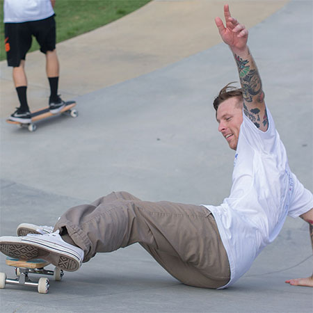 Innoskate at Polk Museum in Lakeland for Go Skateboarding Day