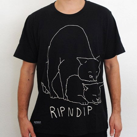 Our First Apparel Brand: Welcome RIPNDIP