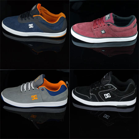 Welcome DC Shoes to The Boardr Store