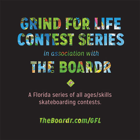The 2015 GFL Skateboarding Contest Series