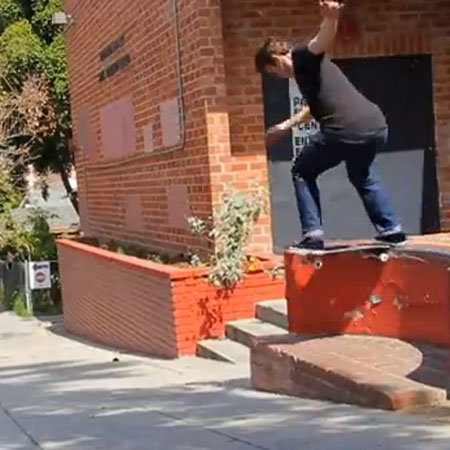 Nick Zizzo's Pants and Ripping Skateboarding