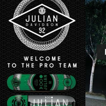 Julian Davidson Pro for Element