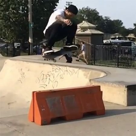 Luan's Switch Shifty Flip