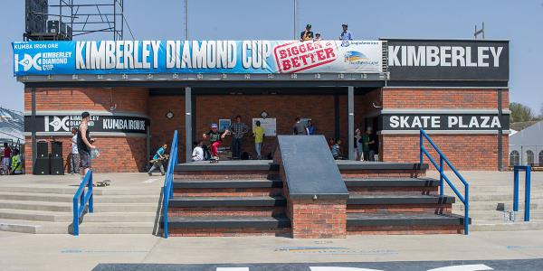 Kimberley Diamond Cup 2013 This Weekend
