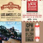 Skateboard Shindigs Aplenty