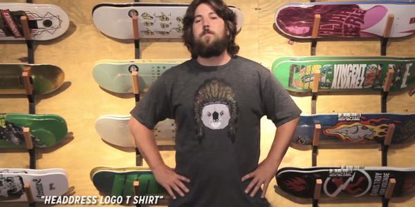 Skateboard Shopping with The Body: Coalatree Organics