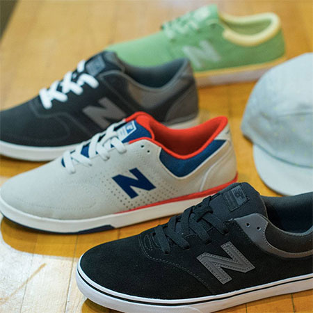 Welcome New Balance to The Boardr Store