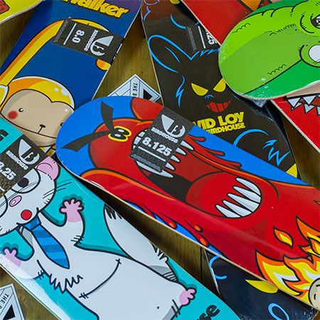 Birdhouse Skateboards Stacked and in Stock Now