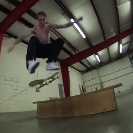 A Session with OC Ramps at The Boardr Headquarters