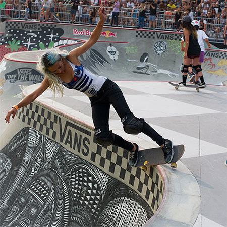 Van Doren Invitational Huntington Beach Women's and Shop Battle