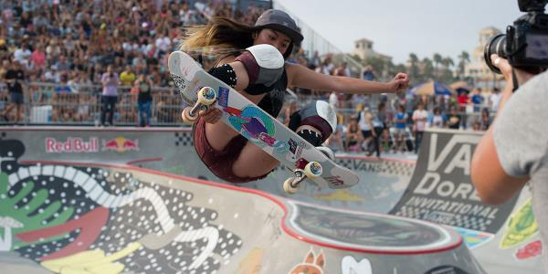 Van Doren Invitational Huntington Beach Women's and Shop Battle