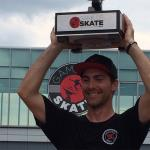 Congrats! Mike Mo Wins the ESPN Game of SKATE