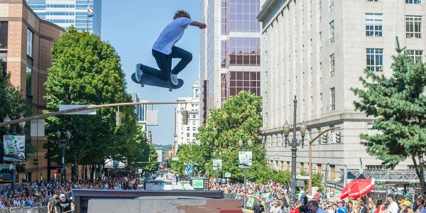 #PorpeLife at Dew Tour Portland