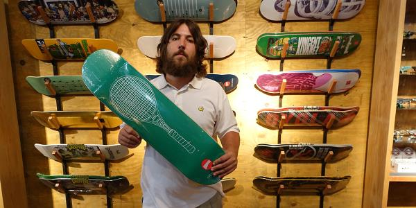 Skateboard Shopping with The Body: Theories and Homies that Went Pro