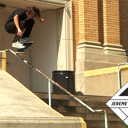 Jereme Knibbs: Welcome to The Boardr Team
