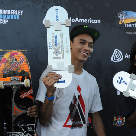Kimberley Diamond Cup 2013 Street Finals Results