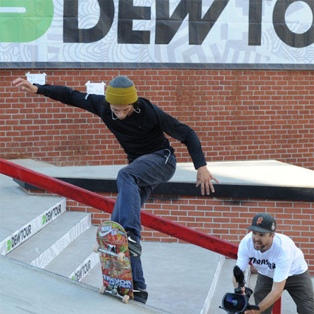Ishod Wair Wins Dew Tour Brooklyn Street