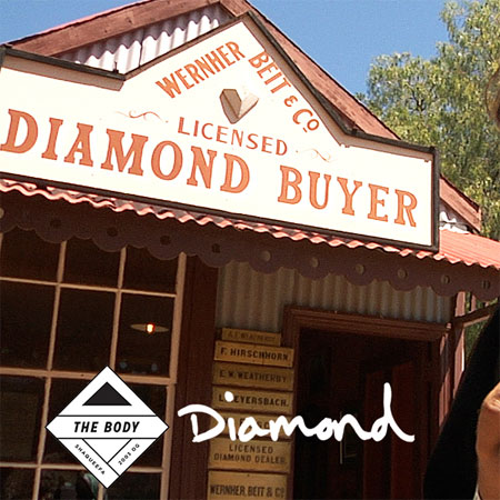 Shopping with The Body: Diamond