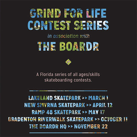 Make it a Full Skateboarding Weekend on the West Coast of Florida This Weekend