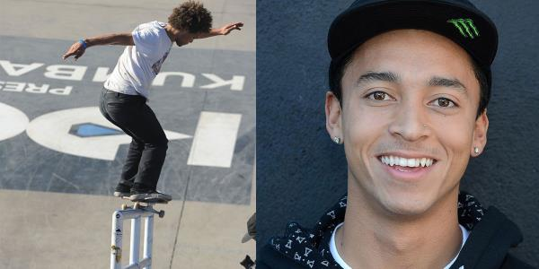 How Nyjah Huston Lost to Nassim Guammaz in South Africa