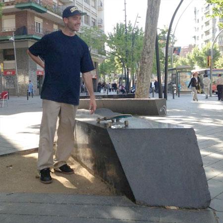 Clem's Corner: Caffeine-Fueled Skateboarding in Barcelona