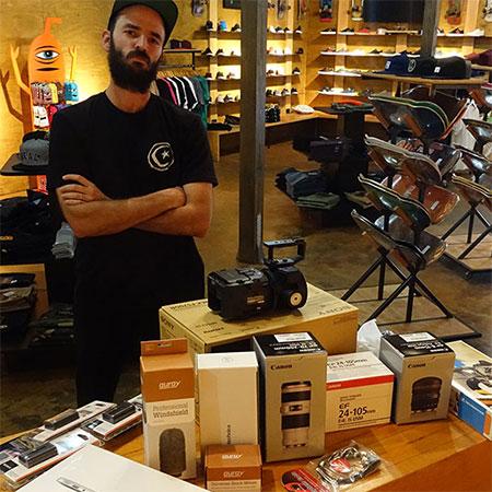 Joe's New Filmer Gear for 2015
