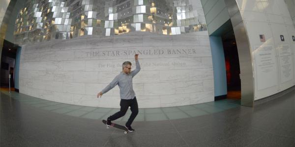 Clem's Corner: Skateboarding in the Smithsonian