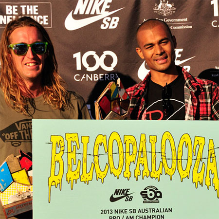 Belcopalooza Top Six: Tommy Fynn Takes It