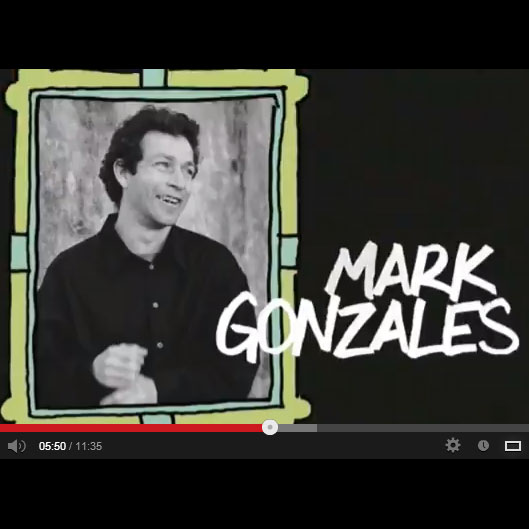15 Years of Mark Gonzales
