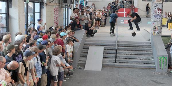 Clem's Corner: Skateboarding Needs Copenhagen Pro