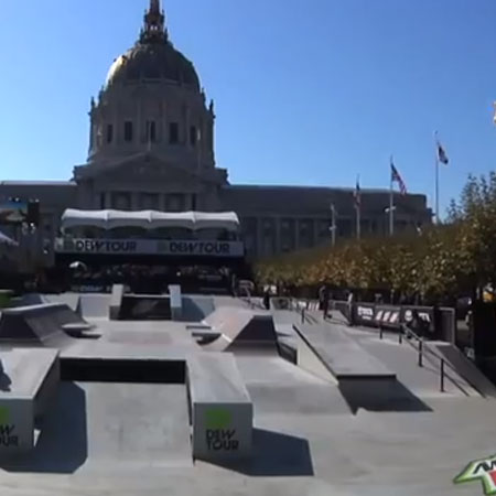 Dew Tour San Francisco Live This Weekend