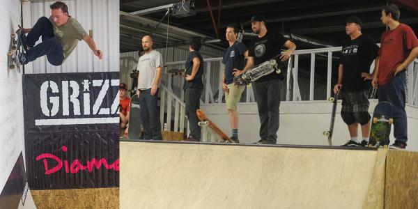 A Recap of Tonight's Frontside Grind Tuesday