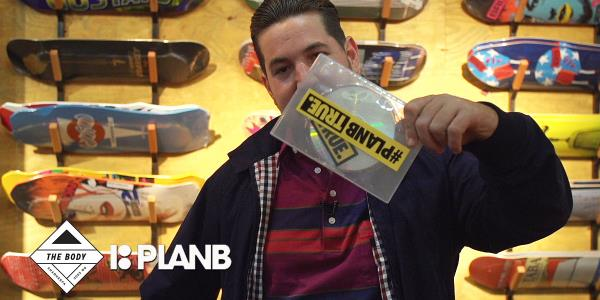 Shoppping With The Body at the Plan B True Premiere