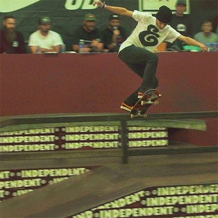 How Jereme Knibbs Won the Popular Vote at Tampa Am 2014