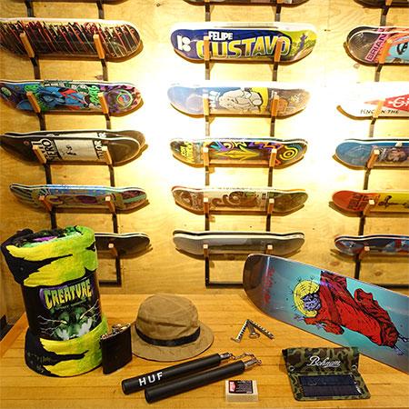 Gift Ideas for the Homeless Skateboarder