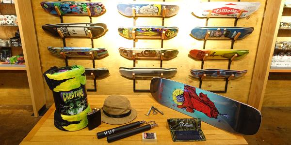 Gift Ideas for the Homeless Skateboarder