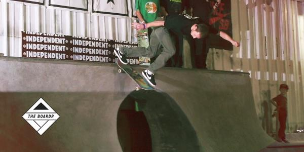 Nike SB Demo with Grant Taylor, Justin Brock, Ishod Wair in Tampa