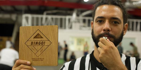 BINGO at The Boardr Match Ups