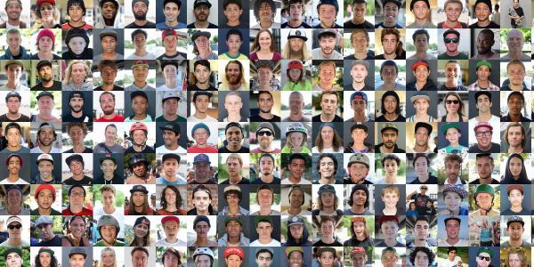 The Boardr Live 2014 Stats: 4,000+ Skateboarder Profiles