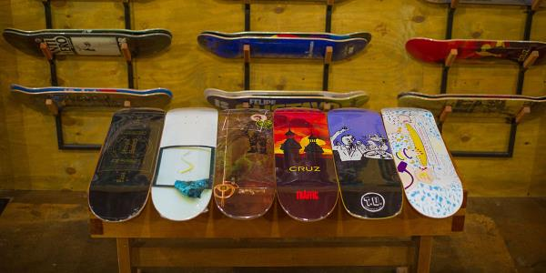 Six Small Skateboard Brands We Back