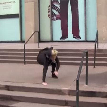 More Celebrity Skateboarding