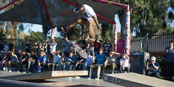 Recap: Jon Cos Wins The Boardr Am at Los Angeles