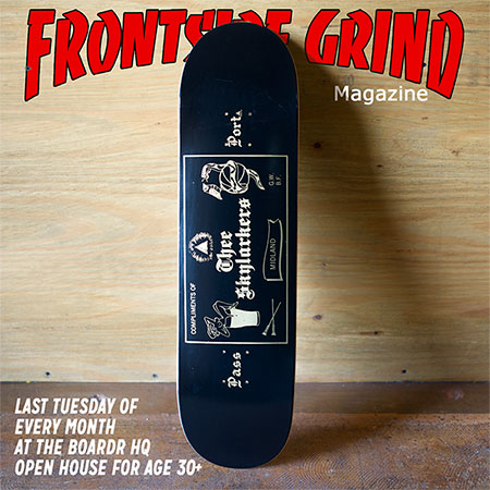 Recap: Frontside Grind Tuesdays