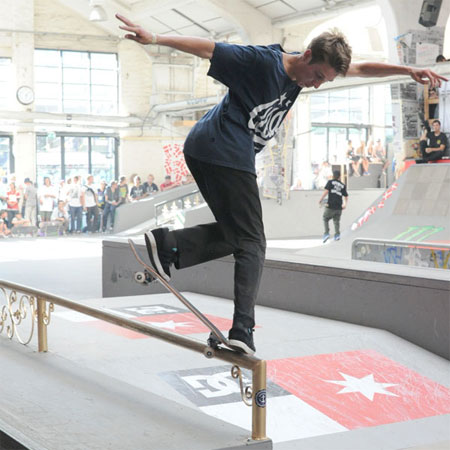 The Finals at Copenhagen Pro 2013