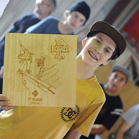 Recap: Jagger Eaton Wins The Boardr Am at Houston!