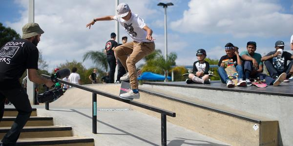 Recap: Grind for Life Series Presented by adidas at Lakeland