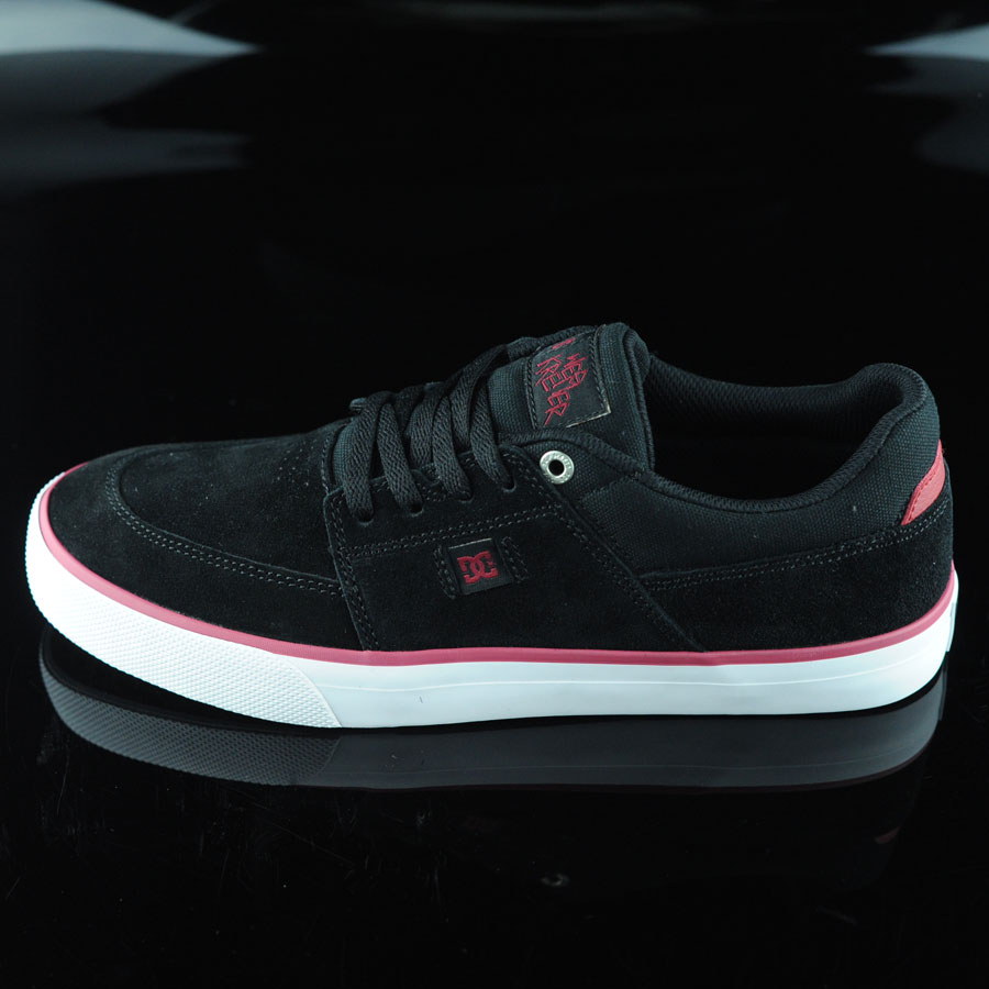 Black, Red, White Shoes Wes Kremer S Shoes in Stock Now