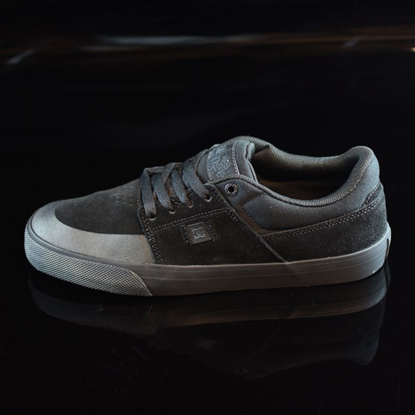 DC Shoes Wes Kremer S Shoes Black, Black